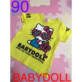 ベビードール(BABYDOLL)のベビードール Tシャツ(Tシャツ/カットソー)