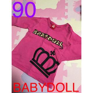 ベビードール(BABYDOLL)のベビードール ロンT(Tシャツ/カットソー)