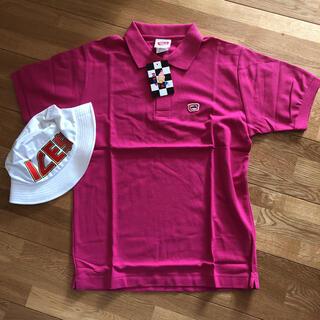 アイスクリーム(ICE CREAM)の週末値下げ⭐︎icecream メンズ ポロシャツM・帽子(ポロシャツ)