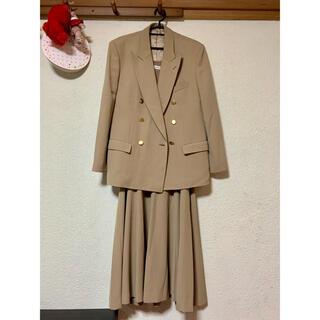 カネコイサオ(KANEKO ISAO)のカネコイサオ ワンピース&ジャケットセットアップ スーツ kaneko isao(セット/コーデ)
