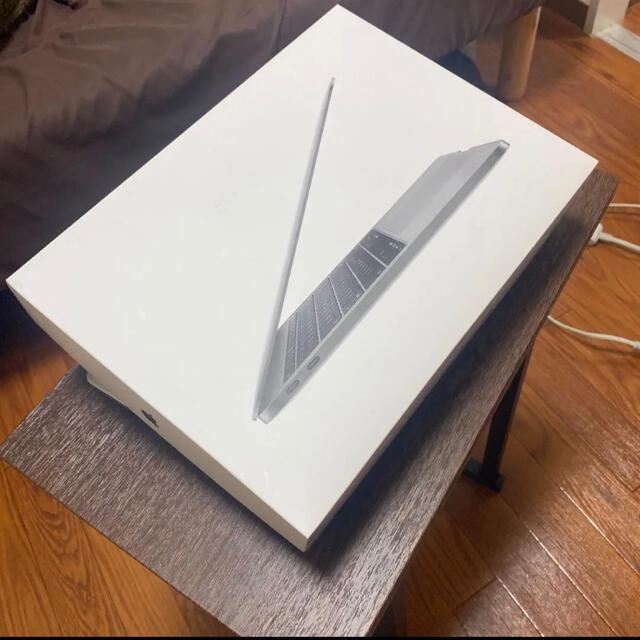 Mac (Apple)(マック)の【ほぼ新品】macbook pro 2017 SSD512Gメモリ16G スマホ/家電/カメラのPC/タブレット(ノートPC)の商品写真