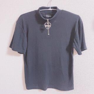 Bubbles - モルフィン ハイネックTシャツ