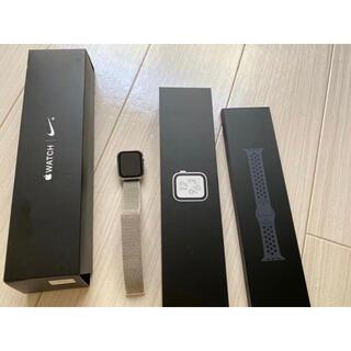Apple Watch - アップルウォッチ第3世代 4GPS+セルラーモデル 40mm