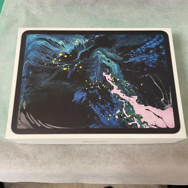 Apple(アップル)の【Apple】iPad Pro 11inch Wi-Fi + Cellular スマホ/家電/カメラのPC/タブレット(タブレット)の商品写真