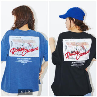 RODEO CROWNS WIDE BOWL - 10th vintage Tシャツ