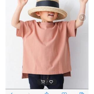 ローリーズファーム(LOWRYS FARM)の新品 LOWRYSFARM キッズ 130-140(Tシャツ/カットソー)