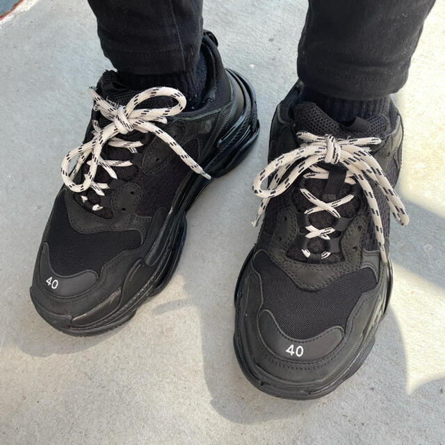Balenciaga(バレンシアガ)のbalenciaga tripleS バレンシアガ トリプルエス メンズの靴/シューズ(スニーカー)の商品写真