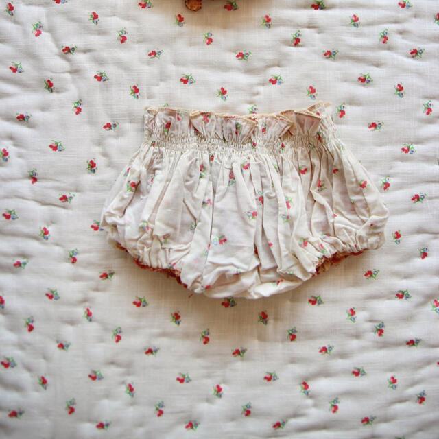 Caramel baby&child (キャラメルベビー&チャイルド)のbonjour diary ブルマ(2y) キッズ/ベビー/マタニティのキッズ服女の子用(90cm~)(パンツ/スパッツ)の商品写真