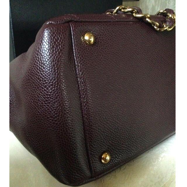CHANEL(シャネル)の綺麗 CHANEL ショルダー トートバッグ  レディースのバッグ(ショルダーバッグ)の商品写真