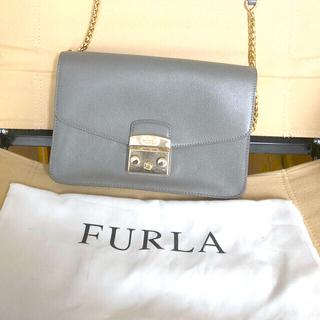 Furla - フルラ 保護袋付き 大きめサイズショルダーバッグ