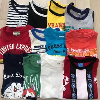 子供服 まとめ 120(Tシャツ/カットソー)