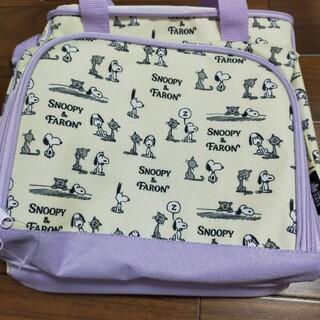 スヌーピー(SNOOPY)の【1点限り‼︎】ロゴス×スヌーピー  コラボ ピクニックバッグ(その他)