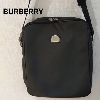 BURBERRY - BURBERRY バーバリー メッセンジャーバッグ ビジネスバッグ ノバチェック