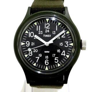 タイメックス(TIMEX)のタイメックス SR626SWCELL レディース(腕時計)