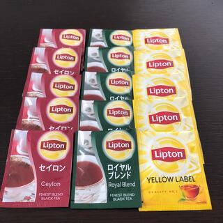 リプトンティーパック3種各5P(茶)