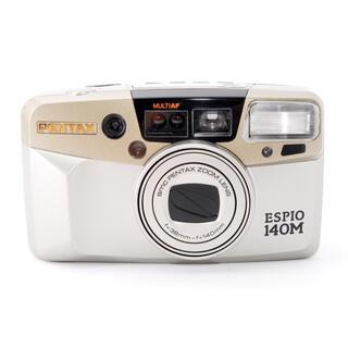 PENTAX - 【フィムルカメラ初心者向け☆】PENTAX ESPIO 140M フィルムカメラ