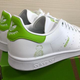 adidas - スタンスミス J FY6535 24.5cm カエル ディズニー adidas