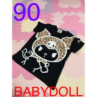 ベビードール(BABYDOLL)のベビードール Tシャツ クロミ(Tシャツ/カットソー)