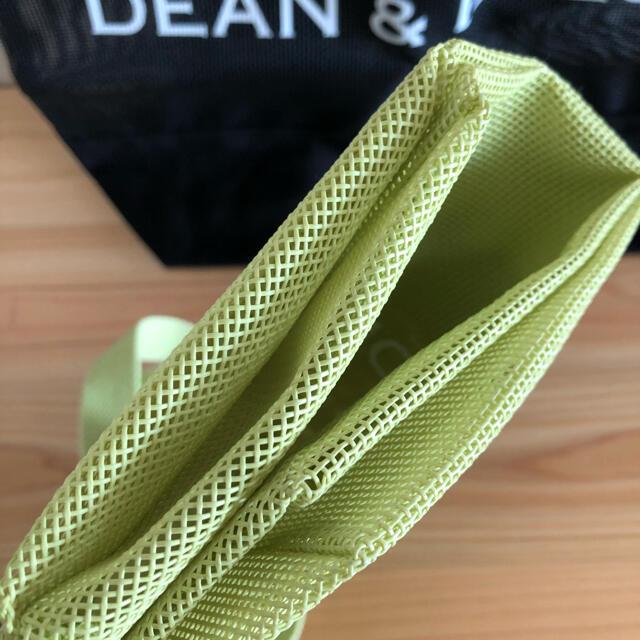 DEAN & DELUCA(ディーンアンドデルーカ)のDEAN & DELUCA メッシュトートバッグ  2点セット レディースのバッグ(トートバッグ)の商品写真