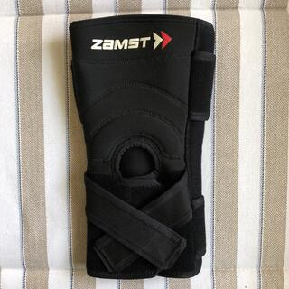 ZAMST - ザムスト 膝サポーター ZK-7  新品同様Sサイズ
