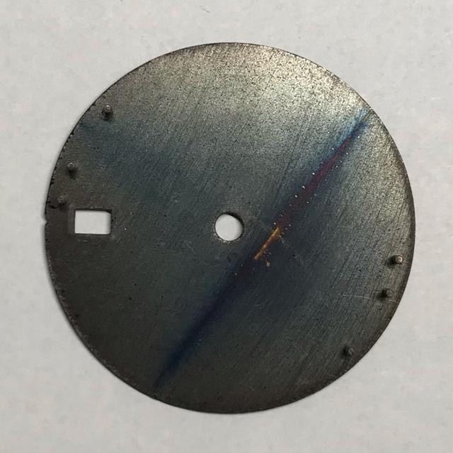 SEIKO カスタム 代替品 NH35対応文字盤 新品 値下げ5/31まで メンズの時計(腕時計(アナログ))の商品写真