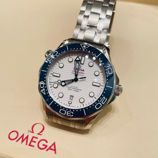 オメガ シーマスター 限定 オリンピック メンズの時計(腕時計(アナログ))の商品写真
