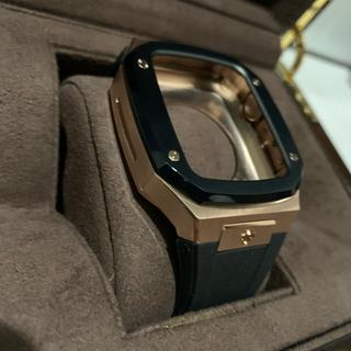 オーデマピゲ(AUDEMARS PIGUET)のgolden concept ローズゴールド×ブラック 44mm(腕時計(デジタル))