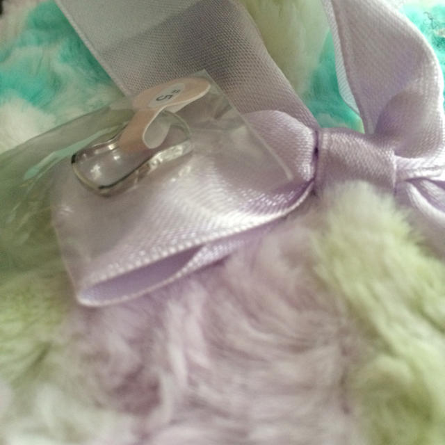 新品ピンキーリング♡ レディースのアクセサリー(リング(指輪))の商品写真