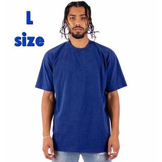 SHAKA WEAR  ブルー Lサイズ GARMENT DYE Tシャツ(Tシャツ(半袖/袖なし))