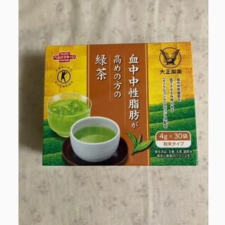 タイショウセイヤク(大正製薬)の血中中性脂肪が高めの方の緑茶 大正製薬 30袋(健康茶)