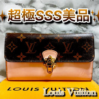 LOUIS VUITTON - ‼️限界価格‼️ Louis Vuitton モノグラム ヴェル二 財布 長財布