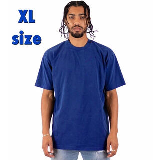 SHAKA WEAR   ブルー XLサイズ GARMENT DYE Tシャツ(Tシャツ(半袖/袖なし))