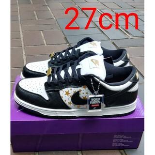 シュプリーム(Supreme)のSupreme®/Nike® SB Dunk Low BLACK 27cm(スニーカー)