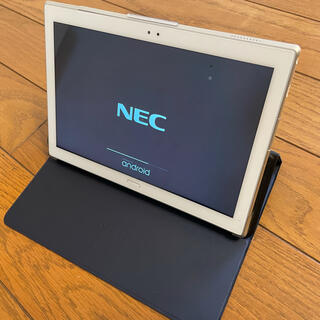 NEC - Android タブレットNEC PC-TE510haw