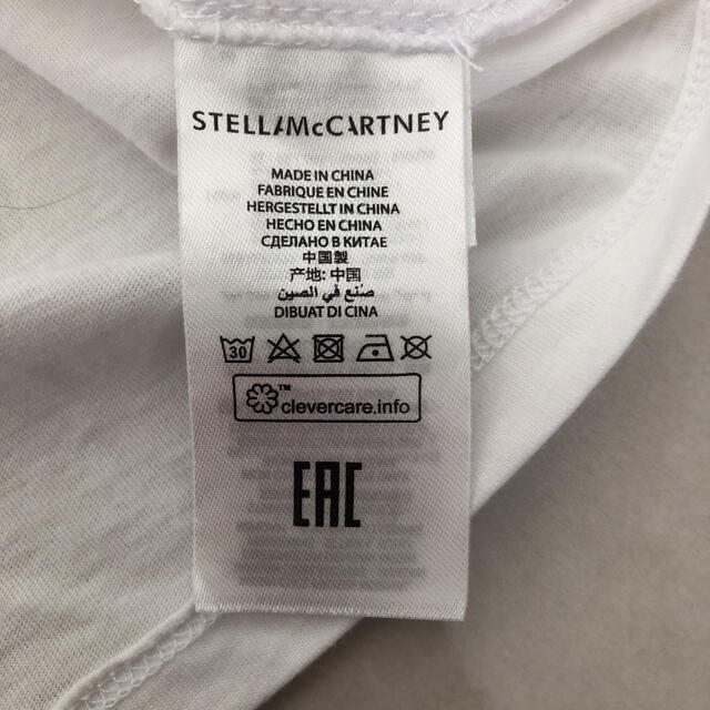 Stella McCartney(ステラマッカートニー)の正規品☆ステラマッカートニー   Tシャツ レディースのトップス(Tシャツ(半袖/袖なし))の商品写真