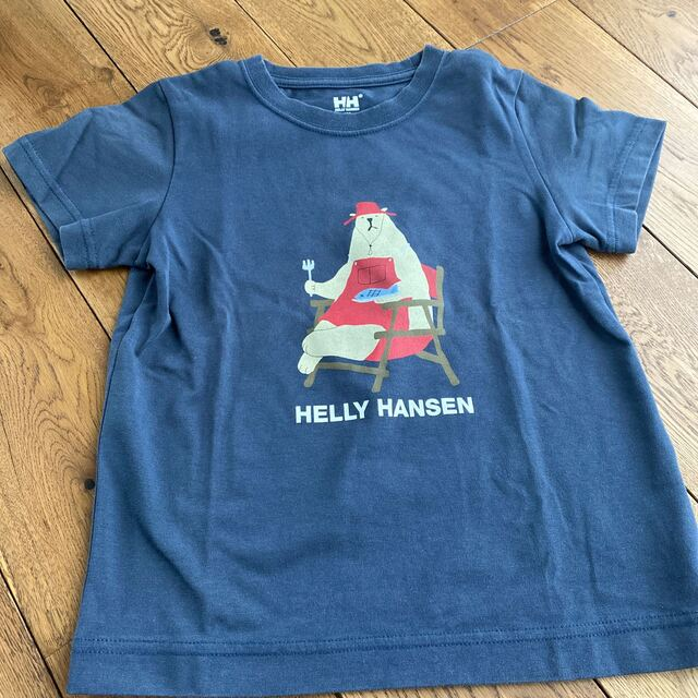 HELLY HANSEN(ヘリーハンセン)のHELLY HANSEN Tシャツ キッズ/ベビー/マタニティのキッズ服男の子用(90cm~)(Tシャツ/カットソー)の商品写真