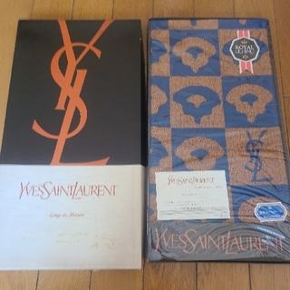 イヴサンローランボーテ(Yves Saint Laurent Beaute)のイヴ・サンローラン スポーツタオルスカーフ 値下げ(タオル/バス用品)