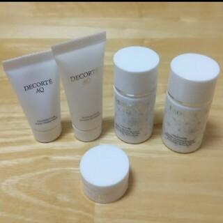 COSME DECORTE - コスメデコルテ AQ 基礎化粧品5点セット