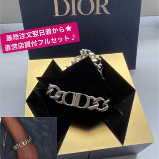 Dior - 新品 ディオール ICON ブレスレット Mサイズ ディオール直営店購入