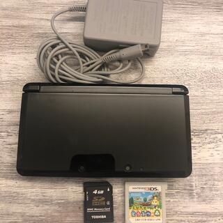 ニンテンドー3DS - Nintendo 3DS ブラック