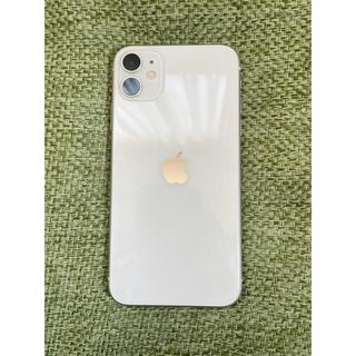 Apple - iPhone11 ホワイト WHITE 64GB SIMフリー