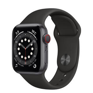 Apple - Apple Watch Series 6 GPS+Cellularモデル 40m