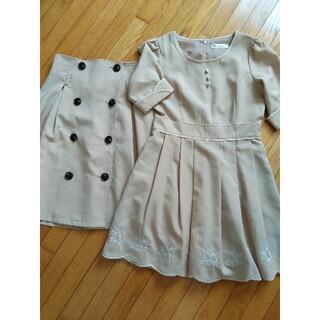 アンクルージュ(Ank Rouge)のワンピース&スカート(ひざ丈スカート)