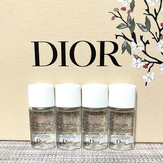 Dior - 【nana様専用】スノー ライト エッセンス ローション15ml×4& 扇子