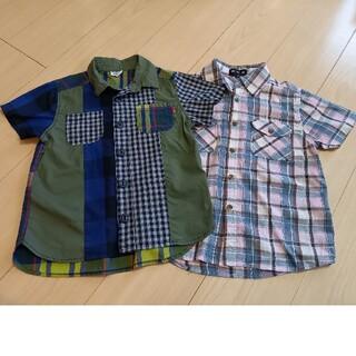 BREEZE - ボタンシャツセット 130