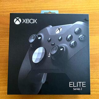 エックスボックス(Xbox)のXBOX EIITE Series2 ワイレスコントローラー(その他)