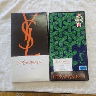 イヴサンローランボーテ(Yves Saint Laurent Beaute)のイヴ・サンローラン スポーツタオルスカーフ(タオル/バス用品)