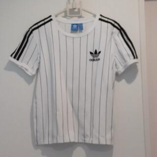 アディダス(adidas)のadidas レディースTシャツ(Tシャツ(半袖/袖なし))
