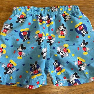 Disney - 水着 男の子 ハーフパンツ ミッキーマウス