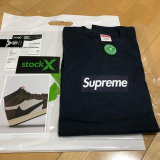 Supreme - Supreme 20FW Box Logo L/S Tee